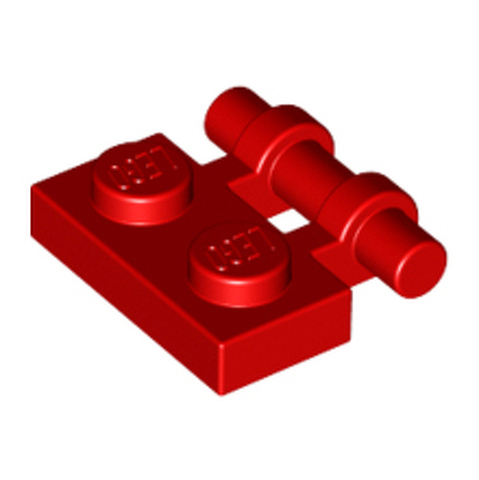 2540 LEGO Plate, Modified 1 x 2 with Handle on Side - Type 1 (free ...
