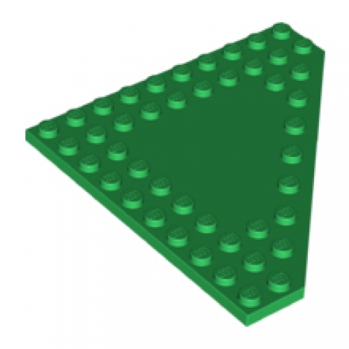 #92584 LEGO:Plate 10 x 10 w//out Corner w//out Studs in Center Choose Your Color