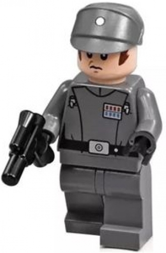 75184 18 Lego Minifigura Star Wars Imperial Officer Minifigures