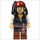 LEGO Minifigures Pirates of Carribean