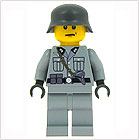 Custom Minifigures Soldiers WWI - II