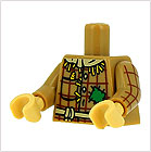 Minifigures Collectable Torso