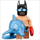 LEGO Minifiguren Sammlung Batman Movie 2