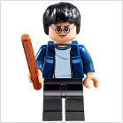 LEGO Minifiguren Sammlung Harry Potter