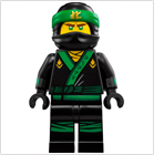 LEGO Minifigures Ninjago Movie