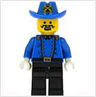 LEGO Minifigures Western