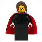 LEGO Minifiguren Weihnachten