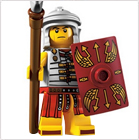 Custom Minifigures Roman Empire