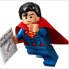 LEGO Minifigure Collectable DC Super Heroes