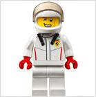 LEGO Minifiguren Speed Champions
