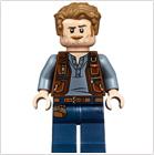 LEGO Minifiguren Jurassic World