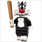 LEGO Minifigure Collectable Looney Tunes