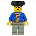 LEGO Minifigures Pirates